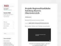 RSB - Salzburg-Bayern-Oberösterreich - Regionalverkehr REGIONAL managen