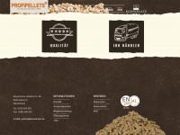 Kleeschulte Profipellets - Holzpellets - Wärme die nachwächst - Pelletpreis