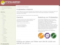 pruefplaketten-news.de