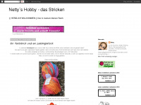 Netty´s Hobby - das Stricken