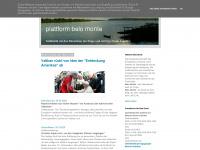 Plattform Belo Monte