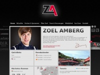 Zoel Amberg - Start