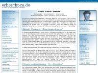Erbrecht-ra.de - Bundesverfassungsgericht vombisherige (beg&uuml;nstigte) Immobilienbesteuerung im Erbfall verfassungswidrig