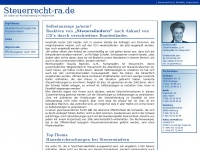 steuerrecht-ra.de