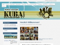 KubaROW - Kurlturbahnhof Rotenburg - Herzlich Willkommen!