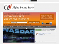 alphapennystock.com