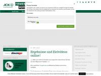 6. DAK Firmenlauf Potsdam - 18. Juni 2014 - Volkspark