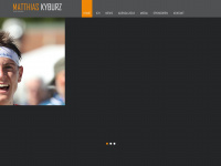 News - Matthias Kyburz