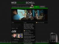 Webserver der Familie Schell