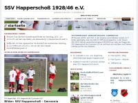 SSV Happerschoß 1928/46 e.V. - Junioren
