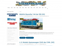 eisenbahnjahre.de