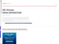 HD-Stream das Online HDTV Stream Portal HD Online