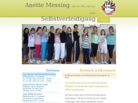 Anette Messing Supervision Selbstverteidigung