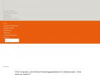 CDU Kreisverband Westerwald - Die Westerwaldpartei