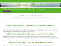 Home - RuMaS - das Finanzportal
