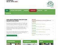 Deutsche Baumpflegetage – Die größte Fachveranstaltung Europas
