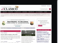 El Cl&aacute;sico: Real Madrid vs. FC Barcelona (2. M&auml;rz 2013)