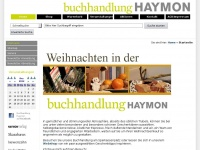 haymonbuchhandlung.at