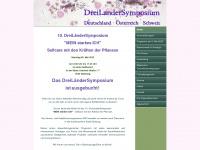 dreiländersymposium D - A - CH - dreilaendersymposiums Jimdo-Page!
