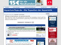 aquarium-tops.de Thumbnail