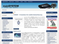 SIEBERT - IT.Solutions für mobile Datenerfassung