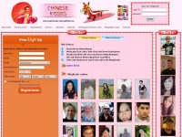 Dating with beautiful chinese women from China. Chinese singles waiting for you.