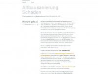 Altbausanierung Schaden | Erfahrungsbericht zu Altbausanierung Colorit GmbH & Co. KG
