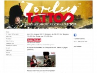 Informationen zum Loreley Tattoo - Offizielle Homepage Loreley Tattoo