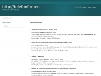 telefonfirmen.at
