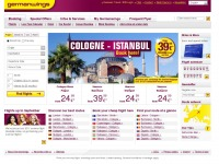 germanwings.com Thumbnail
