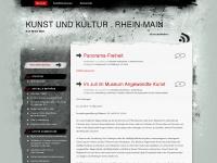Kunst und Kultur im Rhein-Main-Gebiet | KuK Rhein-Main