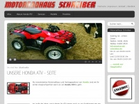 Motorradhaus Schreiber in Zeven - Ihr Honda ATV Vertragspartner