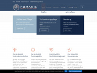 humanis-pflege.de