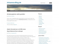 infoarena-blog.de