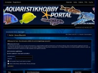 aquaristikhobby-portal.de Thumbnail