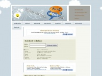 turksohbet.net | sohbet - chat - sohbet odalari - bedava sohbet