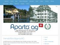 immobilien-aparta-ag.ch