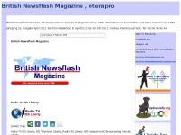 British Newsflash Magazine, oterapro
