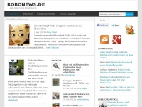 Robonews - News rund um Roboter