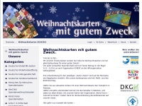 weihnachtskarten-mit-gutem-zweck.de