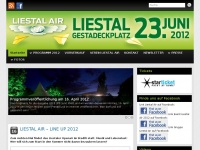 LIESTAL AIR » Ein weiterer WordPress-Blog