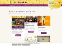 ALLES-KÄSE.at - Käsefestival in Kötschach-Mauthen - Willkommen - Startseite