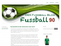 Alles rund ums Thema Fussball. Von der Bundesliga bis zur Europameisterschaft ist auf diesem Fussball Blog alles zu finden.