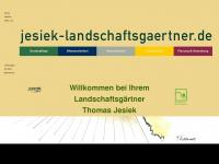 Thomas Jesiek Landschaftsgärtner Stadthagen - Planung, Wasserarbeiten, Gartenpflege, Steinarbeiten, Holzarbeiten