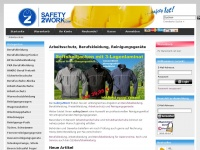 safety2work.com Thumbnail