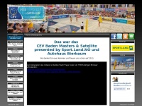 Beachvolleyball Baden • beachvolleyball-baden.at
