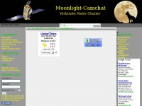 Homepage of moonlight-camchat.de is disabled