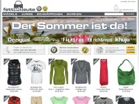 Desigual, khujo, fornarina, Rich & Royal, Traffic People, Firetrap Online Shop - fettebeute