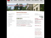 bahnhof-belvedere.de