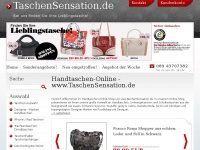 taschensensation.de